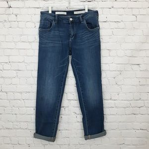 Anthropologie Em Relaxed Slim Fit Jeans 27